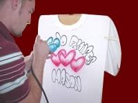Airbrush-t-Shirts