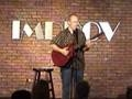 Al Performing at the Improv-2