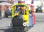 Concho Trackless Train