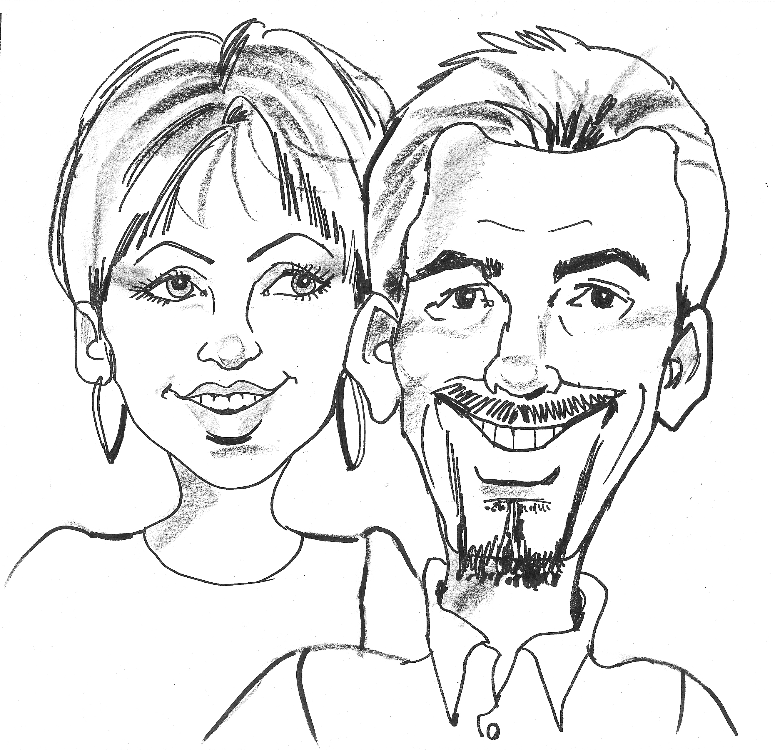 incredible amp creative caricature artists � entertainment