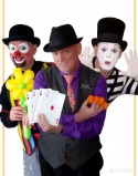 Marty Westerman Magician Mime Clown