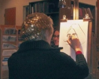 M.B. Caricature Artist-2