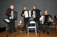 Nick B. Accordionist - Band