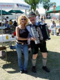 Nick B. Accordionist