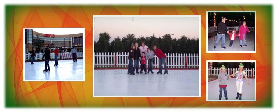Portable Skating Rink